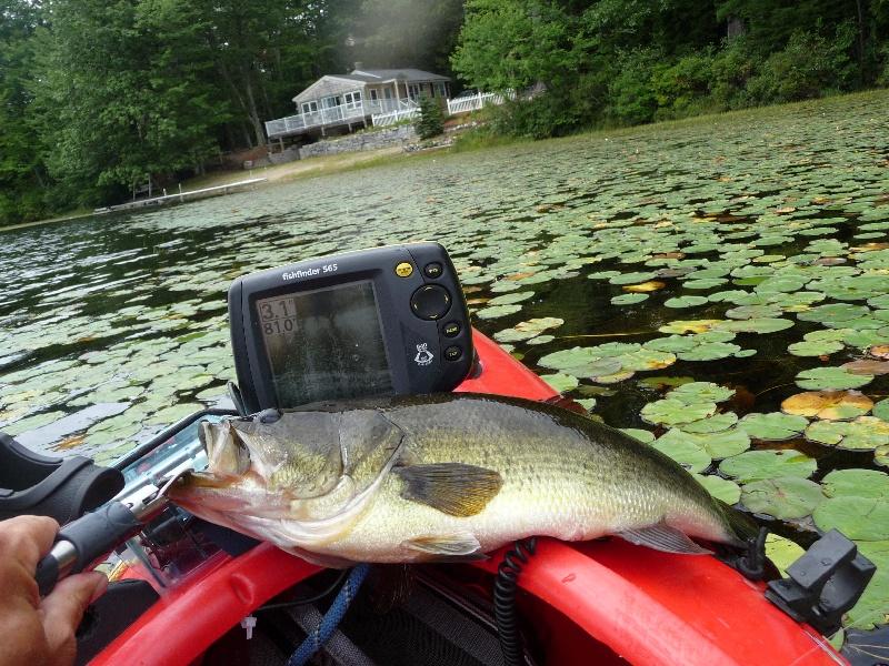Contoocook Lake Ringe N h  Fishing Report - MA Fish Finder